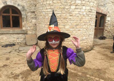 agathe hallowen Champs Forts