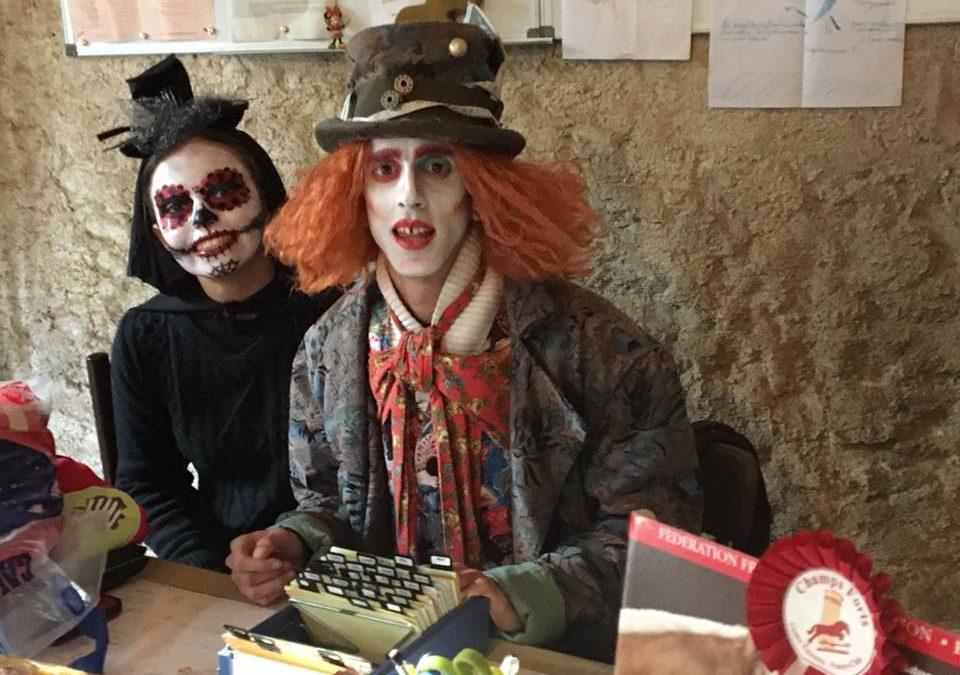 Halloween, Champs Forts envouté