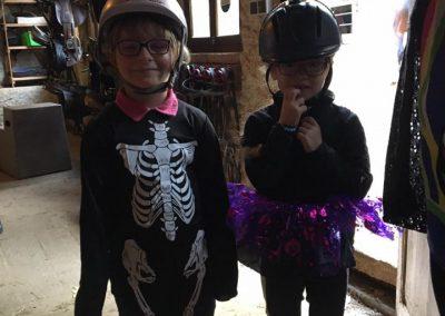 hallowen au centre equestre des champs forts issoudun