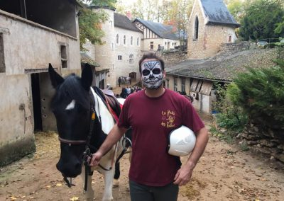 momoc hallowen champs forts issoudun