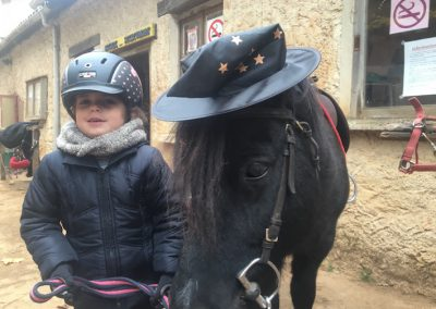 poney baby hallowen champs forts