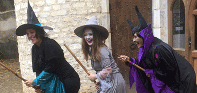 Halloween 2019 aux Champs Forts
